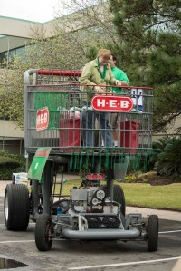 Parade HEB Big Cart