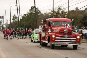 Parade Old Truck