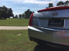 Hole in one sponsor Tom Peacock Cadillac
