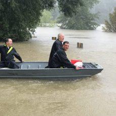 CD4 Hermann in Boat