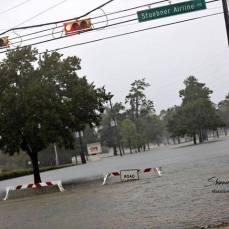 Klein FD Road flooded