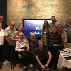 101st Birthday Celebration